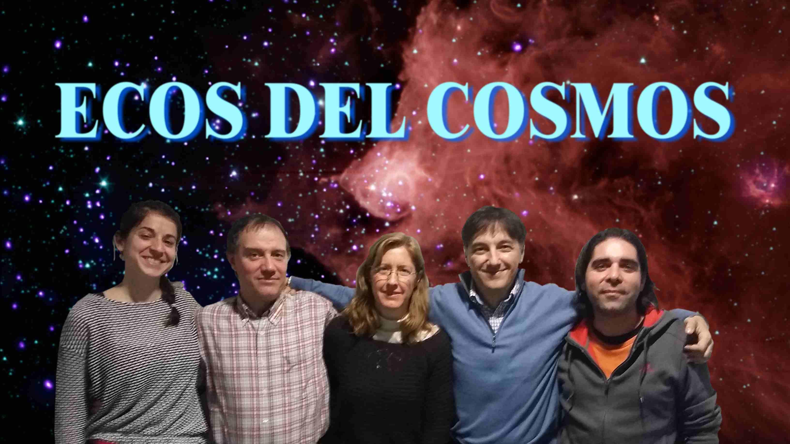 el equipo de Ecos del Cosmos