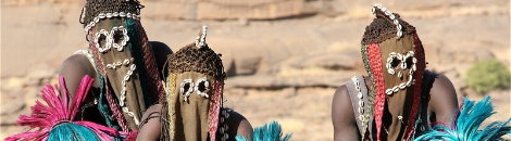"The dogon ""mystery"""